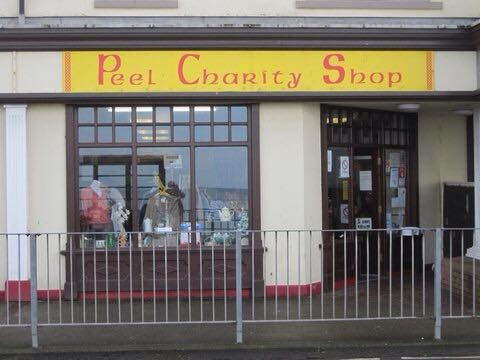 Peel Charity Shop