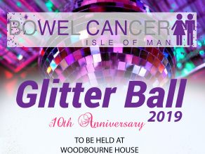 10th Anniversary Glitter Ball